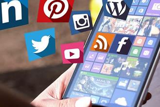 Trabalho freelancer em redes sociais