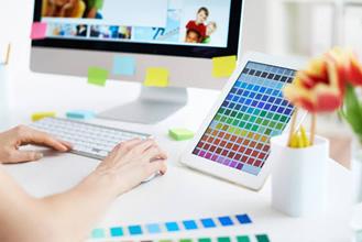 Trabalho freelancer em web design