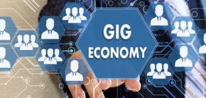 O que quer dizer Gig Economy