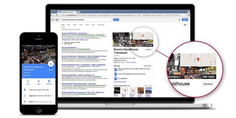 Como funciona o Google Meu Negócio