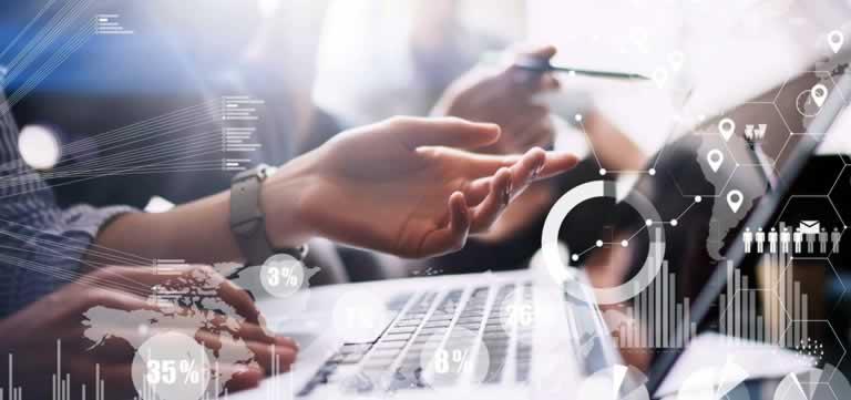 Serviços de marketing online