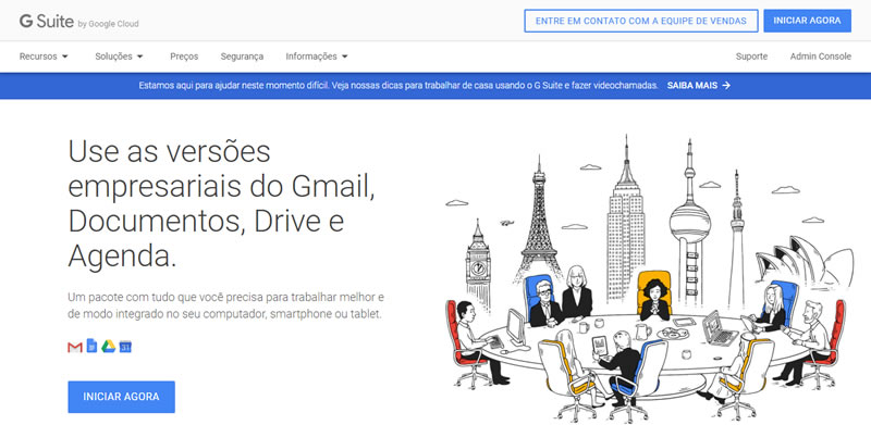 Google para as pequenas empresas