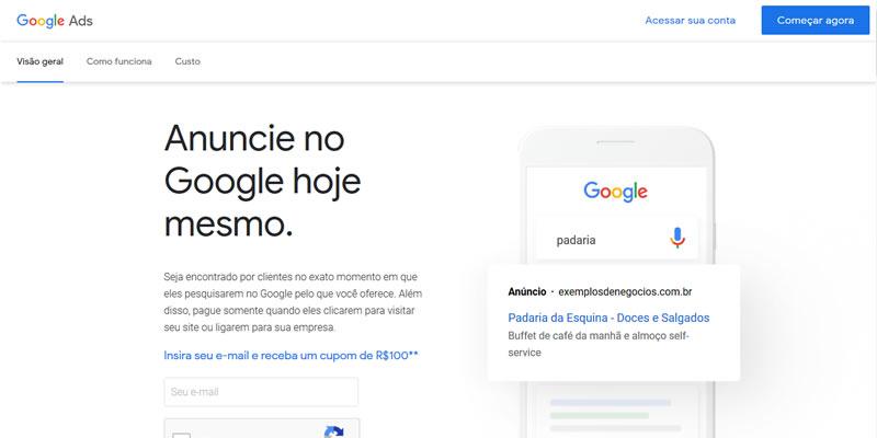 Google Para PMEs
