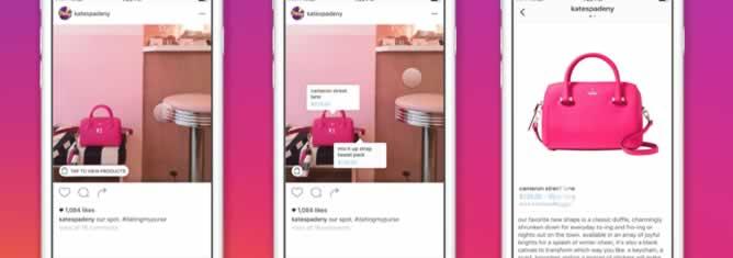 Loja Virtual no Instagram